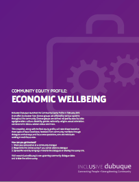Economic Wellbeing Snapshot