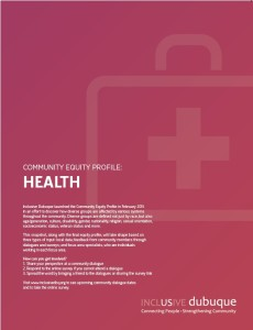 health snapshot cover